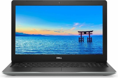 Dell Inspiron 3000 APU Dual Core A9 - (4 GB/1 TB HDD/Windows 10 Home) 3595 Laptop(14 inch, Silver, 2.2 kg, With MS Office)