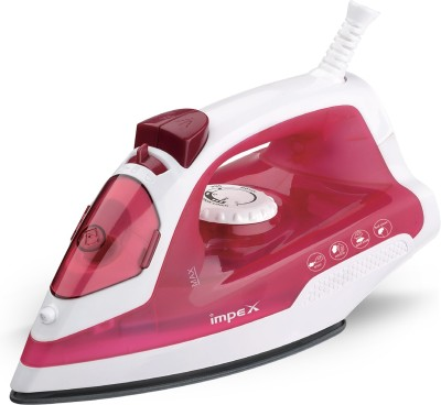 Impex IBS 401 1250 W Steam Iron(Red)