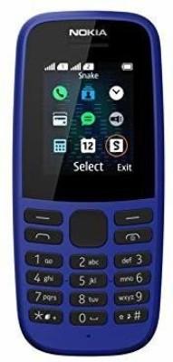 Nokia 105 SS(Blue)