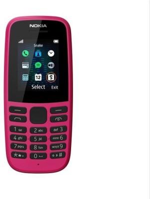 Nokia 105 SS(Pink)