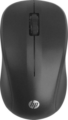 HP S500 Wireless Optical Mouse(2.4GHz Wireless, Black)