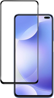 Knotyy Edge To Edge Tempered Glass for Mi Redmi K30, Poco X2, Samsung Galaxy A80, Mi REDMI NOTE 9 PRO, Mi Redmi Note 9 Pro Max, Infinix Hot 9, Infinix Hot 9 Pro, Realme 6 Pro, Realme X3, Realme X3 Superzoom, Poco M2 Pro, Realme 7i, Poco X3(Pack of 1)