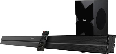 boAt Aavante Bar 2000 160 W Bluetooth Soundbar(Premium Black, 2.1 Channel)