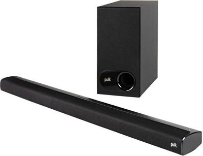 Polk Audio Signa S2 Dolby Digital with HDMI ARC 120 W Bluetooth Soundbar(Black, 2.1 Channel)