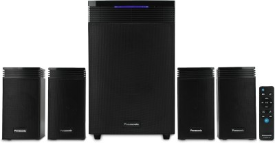 Panasonic SC-HT40GW-K 80 W Bluetooth Home Theatre(Black, 4.1 Channel)