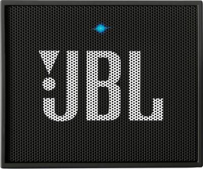 JBL Go PLUS Portable Bluetooth Speaker(Black, Mono Channel)