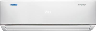 Blue Star 1.5 Ton 5 Star Split Inverter AC  - White(IC518DBTX, Alloy Condenser)