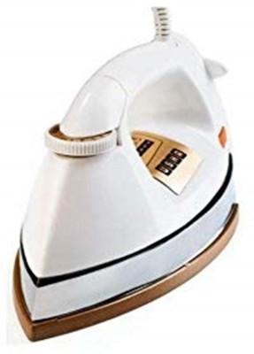 Usha heavy weight iron heavy weigt 1.75 kg 1000 W Dry Iron(White)