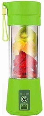 VRUTI 0160 4 blade juicer 200 Juicer Mixer Grinder (2 Jars, Multicolor)