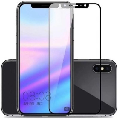 Dolphin Edge To Edge Tempered Glass for POCO F1(Pack of 1)