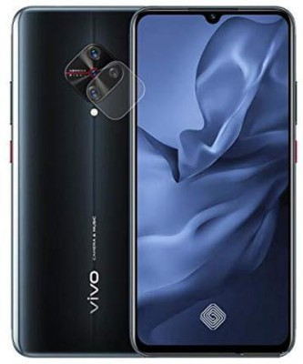 KHR Screen Guard for Vivo S1 Pro Lens Protector Flexible Tempered Glass Protector Screen Guard(Pack of 2)