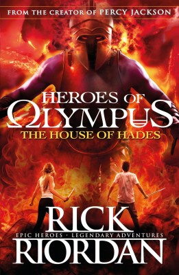 The House of Hades (Heroes of Olympus Book 4)(English, Paperback, Riordan Rick)