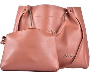 Bea Kay Women Tan Messenger Bag