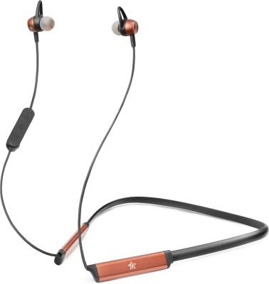 Flipkart SmartBuy Flex Bluetooth Headset(Black, Brown, Wireless in the ear)