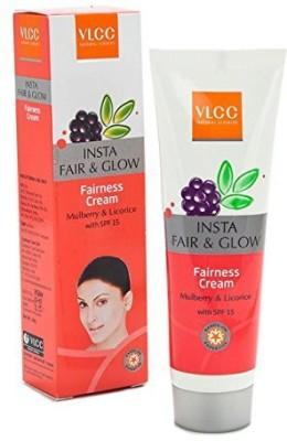 VLCC Insta Fair & Glow Fairness Cream(50 g)