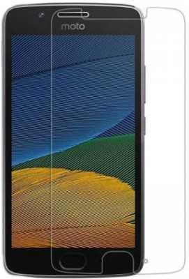 DealClues Impossible Screen Guard for Motorola Moto G5s(Pack of 3)