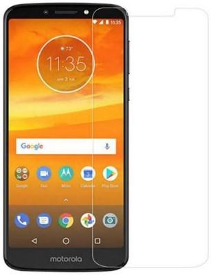DealClues Impossible Screen Guard for Motorola Moto E5(Pack of 3)