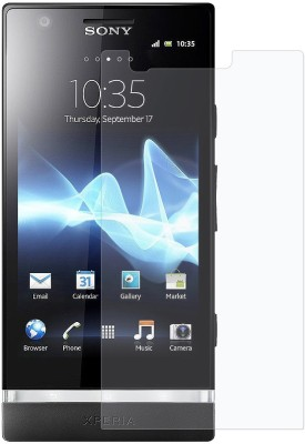 Shell Guard Screen Guard for Sony Xperia P(Pack of 1)