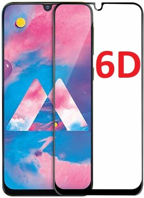 Express Buy Edge To Edge Tempered Glass for Mi Redmi Note 8 Pro(Pack of 1)