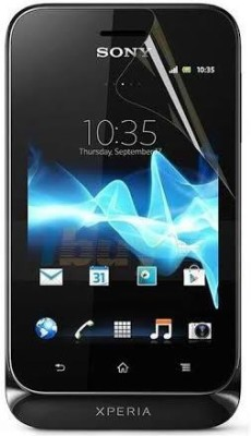 Tuta Tempered Screen Guard for Sony Xperia Tipo(Pack of 1)