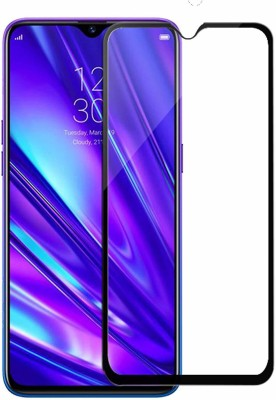 Kelpuj Tempered Glass Guard for Realme 5s(Pack of 1)