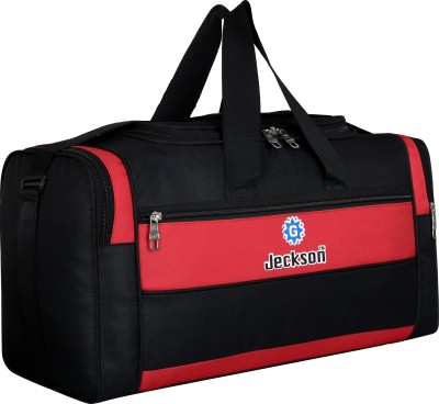 G Jeckson Red Small Travel Bag Multicolor G Jeckson Small Travel Bags
