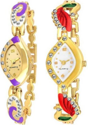 Heeva New Letest Antique Look With Unique Finishing Premium Quality Analog Watch  - For Women