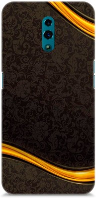 Roochyam Back Cover for Oppo Reno(Multicolor)