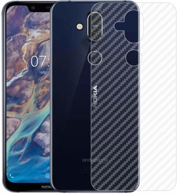Instyle Back Screen Guard for Nokia 8.1(Pack of 1)