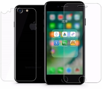 44MOB Impossible Screen Guard for Apple iPhone 6s(Pack of 2)