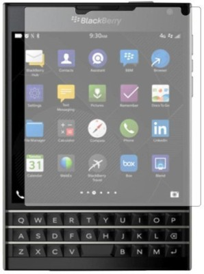 Rookio Impossible Screen Guard for Blackberry Passport(Pack of 1)
