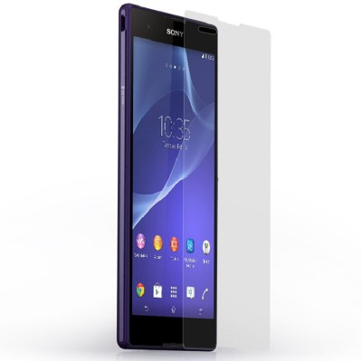MudShi Tempered Glass Guard for Sony Xperia T2(Pack of 1)
