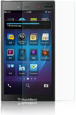 Rookio Impossible Screen Guard for Blackberry Q10(Pack of 1)