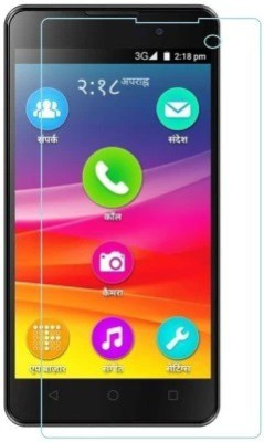 Rookio Impossible Screen Guard for Micromax Canvas 5 Lite Q462(Pack of 1)