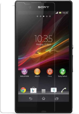 HIGHKY Impossible Screen Guard for Sony Xperia Zl(Pack of 1)