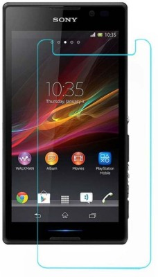 MudShi Impossible Screen Guard for Sony.Xperia.C(Pack of 1)