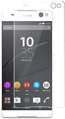 MudShi Tempered Glass Guard for Sony Xperia E4G(Pack of 1)