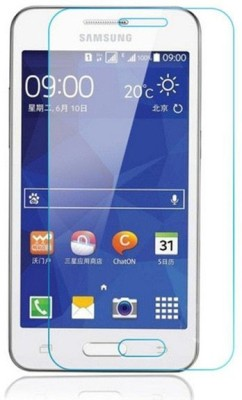 Rookio Impossible Screen Guard for Samsung Galaxy Core 2(Pack of 1)