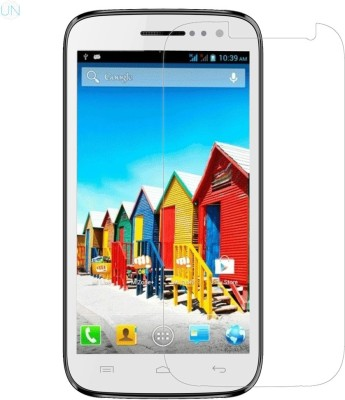 MudShi Impossible Screen Guard for Micromax Canvas HD A116(Pack of 1)
