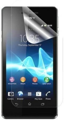 Shell Guard Screen Guard for Sony Xperia V(Pack of 1)