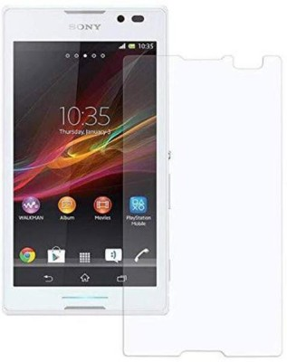 Shell Guard Screen Guard for Sony Xperia C(Pack of 1)