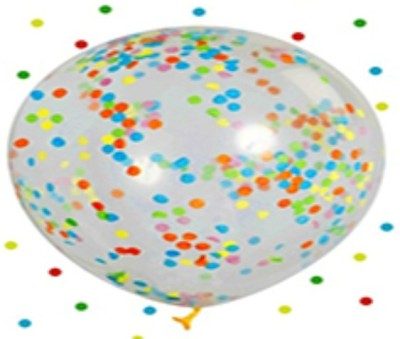 SV Traders Printed 674237092389 Balloon Multicolor, Pack of 10