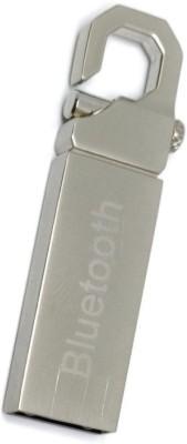 GREENSTAR v4.0 Car Bluetooth Device with Transmitter(Silver)