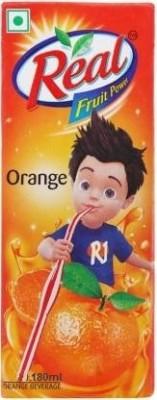 Real Fruit Juice – Orange(180 ml)