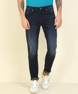 Lee Skinny Men Dark Blue Jeans