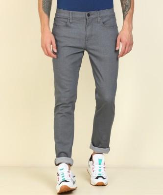 Lee Slim Men Grey Jeans