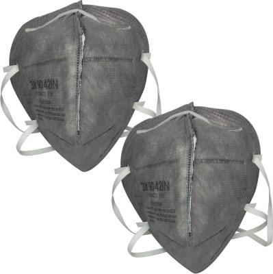 3M Anti Dust Smoke Sun Protection Mask, Anti Flu Respirator...