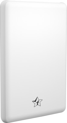 Flipkart SmartBuy 5000 mAh Power Bank (Fast Charging, 12 W)(White, Lithium Polymer)