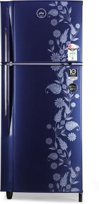 Godrej 236 L Frost Free Double Door 2 Star (2020) Refrigerator(Royal Dremin, RF EON 236B 25 HI RY DR)