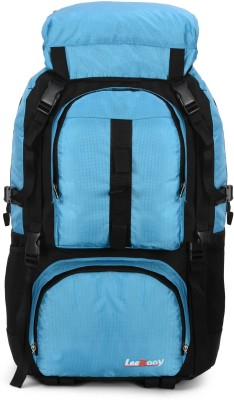 LeeRooy Travel Bag Rucksack  - 75 L(Blue)